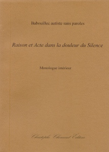 Babouillec-RaisonEtActeDouleurSilence-100
